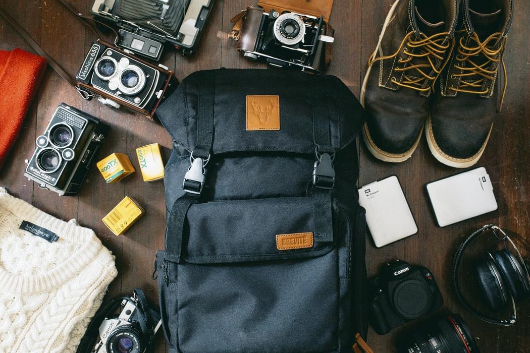 kiểu dáng mẫu mã túi đựng máy ảnh