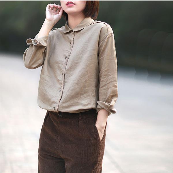 Quần áo bằng vải linen