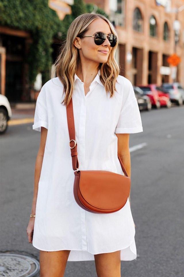 Túi đeo chéo dành cho những ngày dạo phố