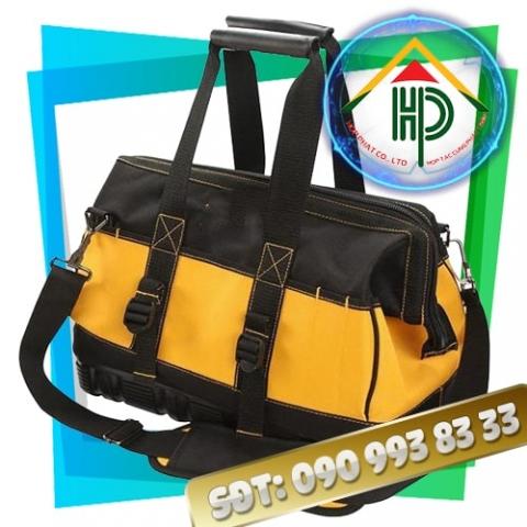Túi đựng dụng cụ màu vàng