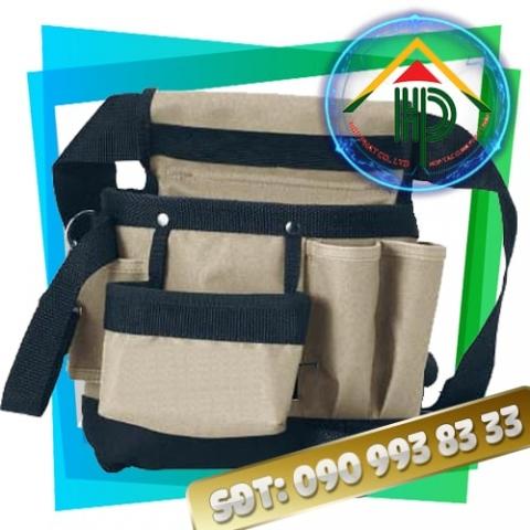 Túi đựng dụng cụ màu xám