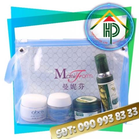 Túi PVC Đựng Mỹ Phẩm Maniform