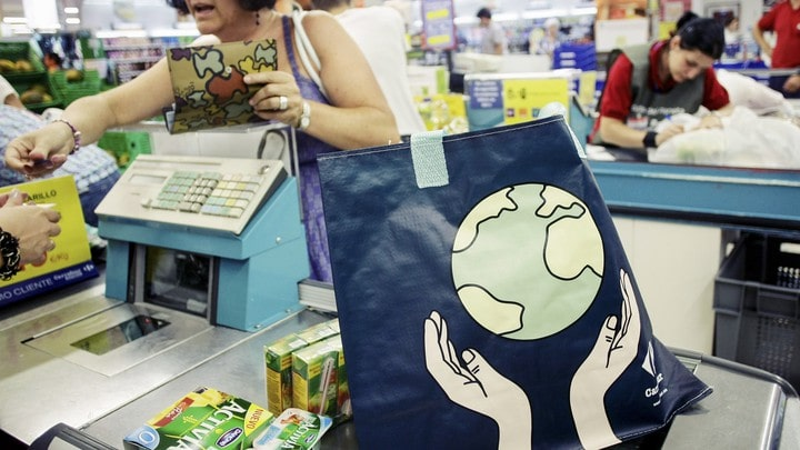 Túi xách quà tặng công cụ marketing chi phí rẻ