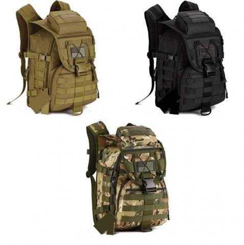 Các kiểu balo quân đội chiến thuật X7 đa dạng màu sắc