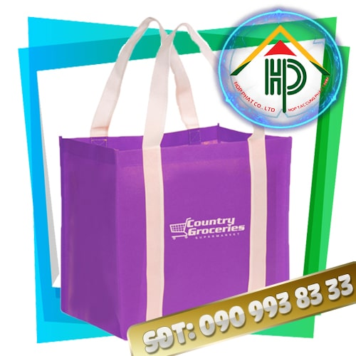 công dụng của vải polypropyle trong ngành sản xuất túi xách