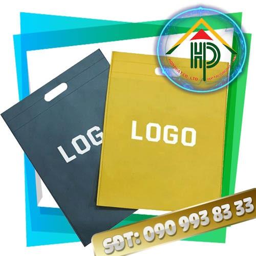 Túi Vải Không Dệt Logo