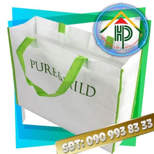 Túi Vải Không Dệt PURE&WILD