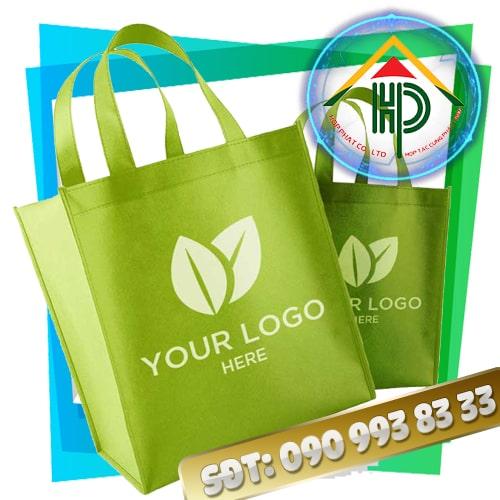 Túi Vải Không Dệt Your Logo Here