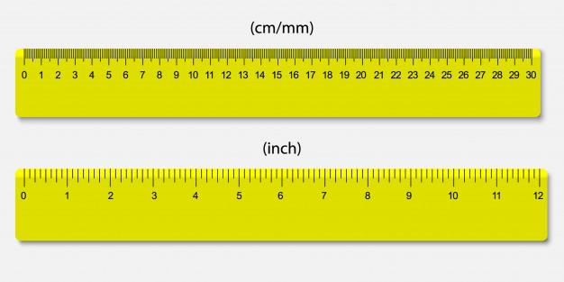 cách quy đổi từ inch qua cm