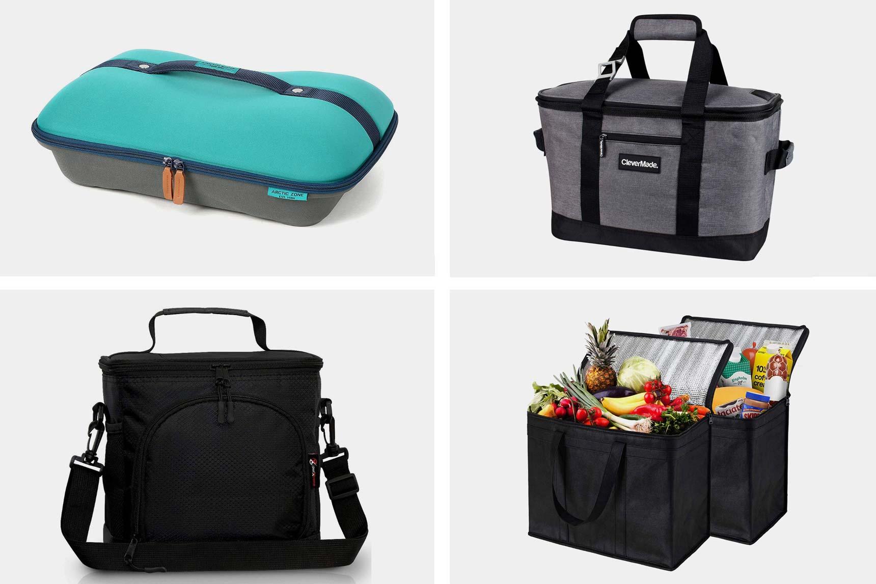 Cách sắp xếp thực phẩm/đồ uống duy trì độ ấm/lạnh trong túi giữ nhiệt hiệu quả