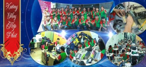 Đội ngũ nhân viên Hợp Phát