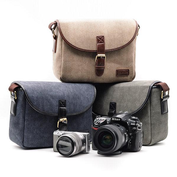 Túi đựng máy ảnh có nhiều kiểu dáng độc đáo, bắt mắt