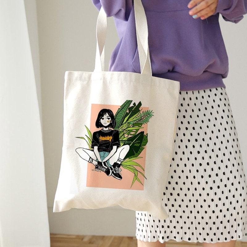 Túi vải canvas là gì?
