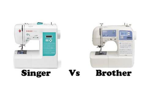 so sánh máy may singer và brother