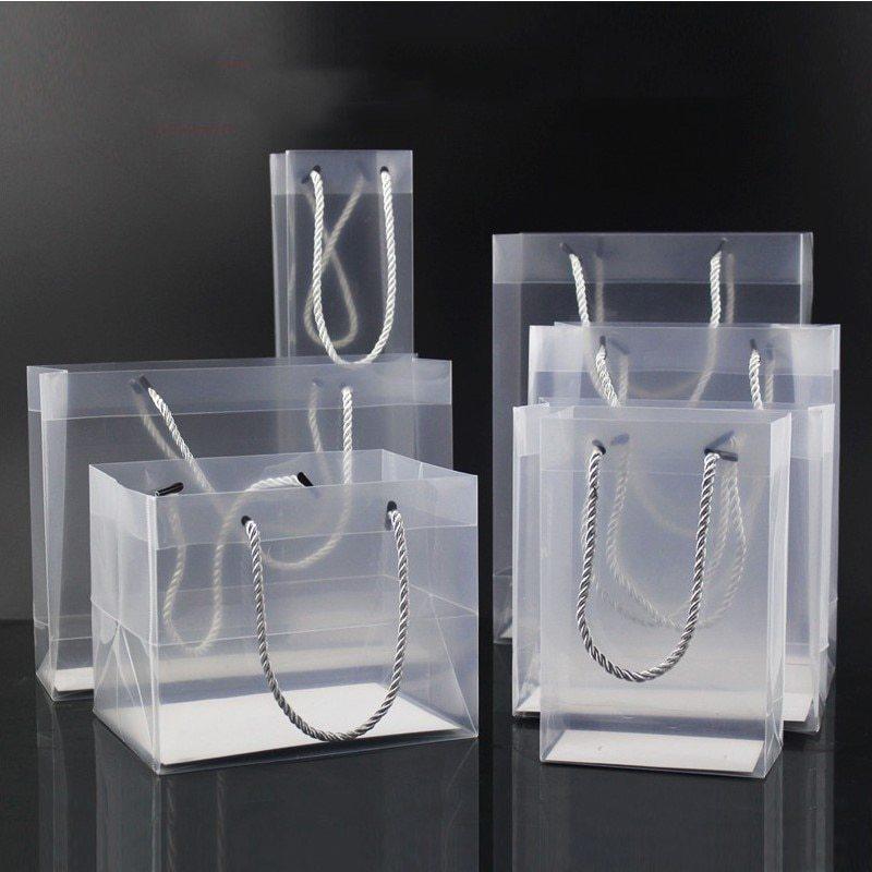 Túi nilon nhựa PE và PVC