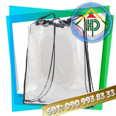 Túi nhựa dây rút