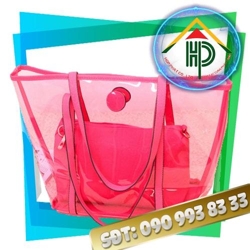 Túi Nhựa Du Lịch
