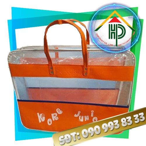 Túi PVC Đựng Chăn Mền