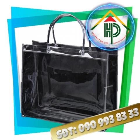 Túi PVC Trong Suốt