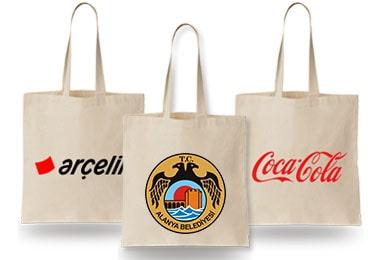 In logo trên túi vải canvas theo yêu cầu