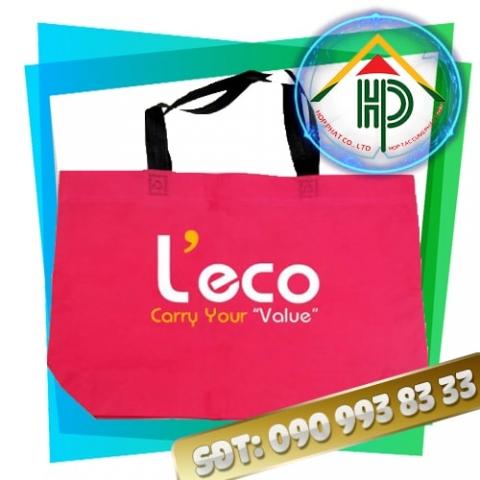 Túi Vải Không Dệt L'eco