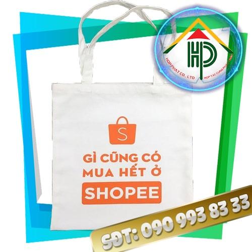 Túi Vải Không Dệt Shopee