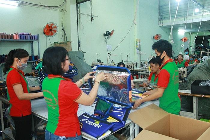 Túi xách xuất khẩu HCM
