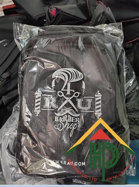 Balo quà tặng nhân viên 4RAU barber shop