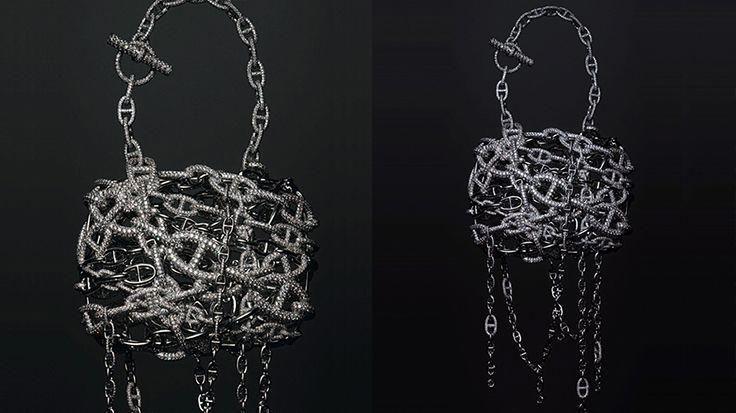 Hình ảnh túi xách Mẫu túi Hermes Chaine d'Ancre Bag