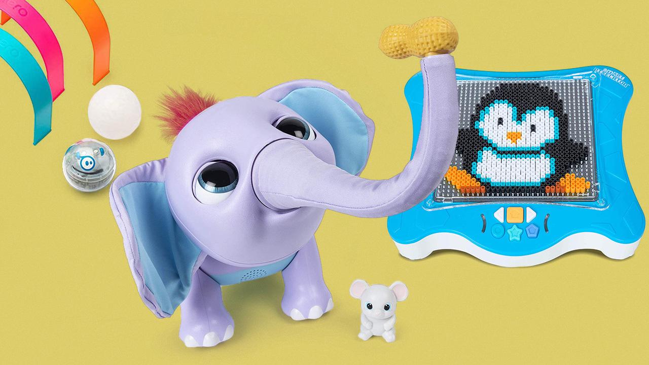 đồ chơi yêu thích của trẻ