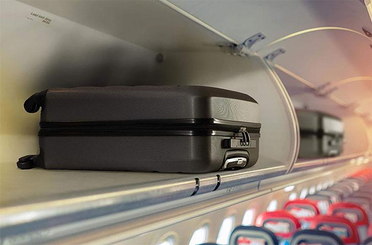 Quy định về kích thước vali xách tay khi đi máy bay