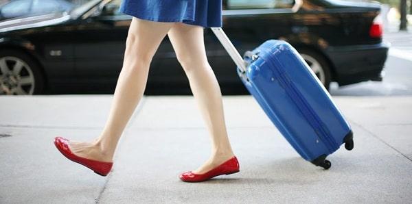 Kích thước vali xách tay của Hãng Vietjet