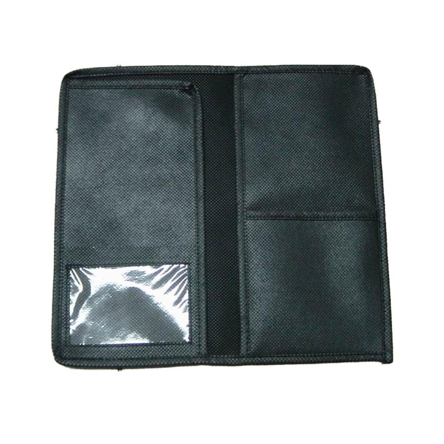 làm ví bằng túi vải không dệt