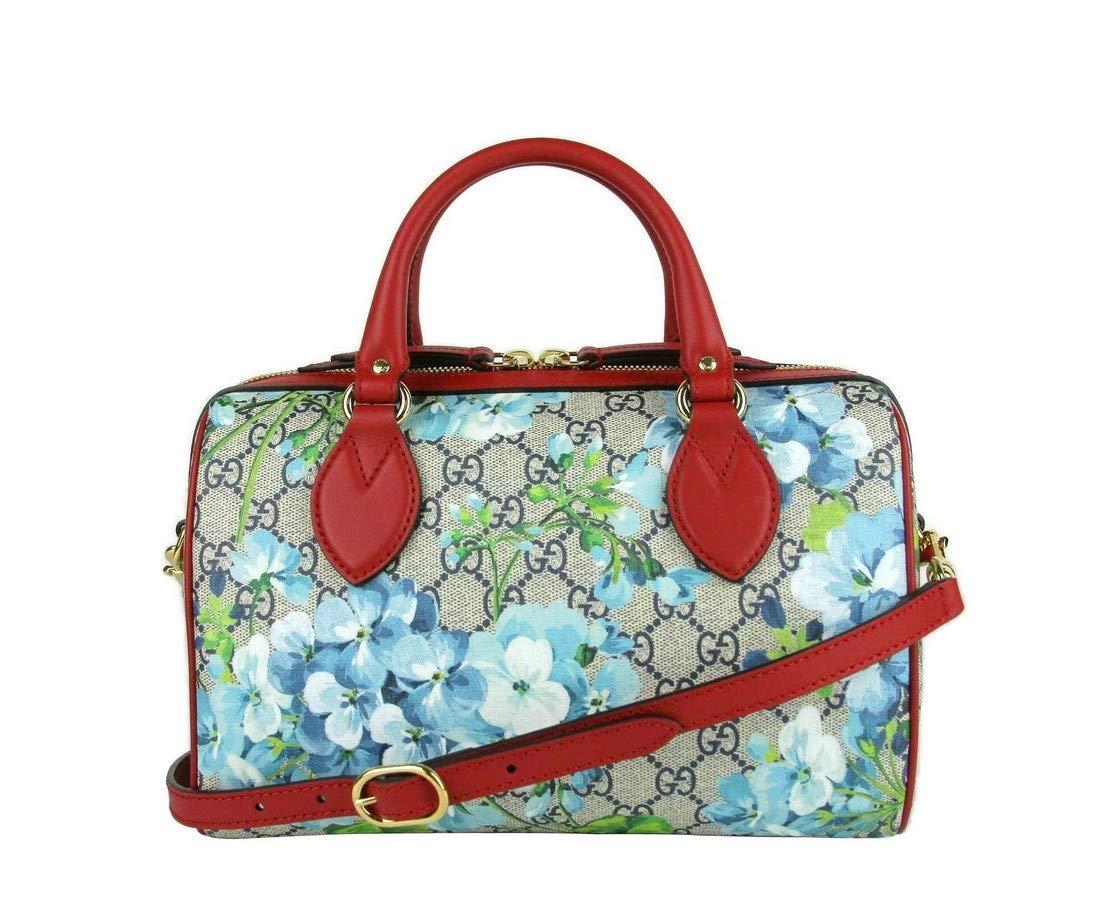 Mẫu túi đeo chéo GG Blooms Supreme Canvas