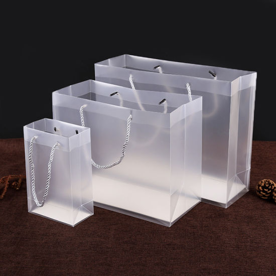 Túi nhựa trong suốt làm từ nhựa PVC