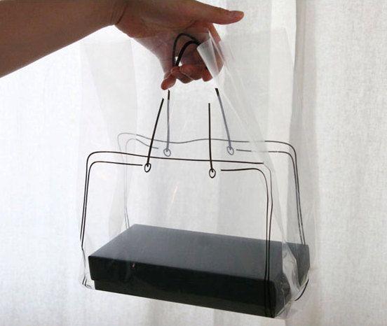 công dụng nổi bật của túi nhựa trong suốt