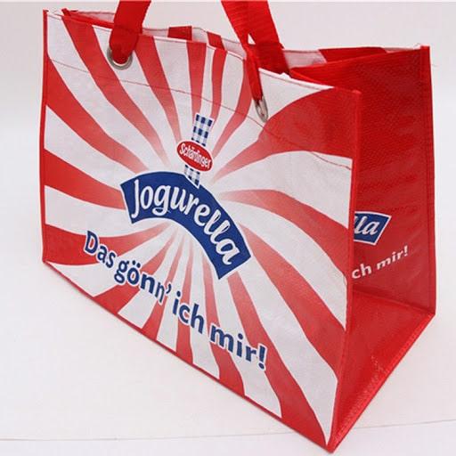 Một số lưu ý khi thiết kế túi pp dệt quảng cáo