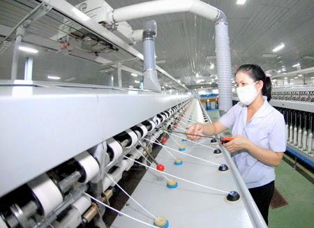 Quy trình sản xuất vải umi
