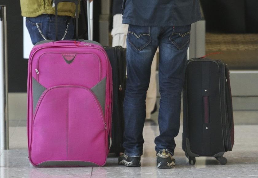 Mua vali size 29 inch làm bằng nhôm