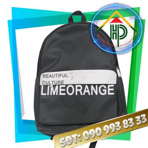 Balo thời trang LIMEORANGE