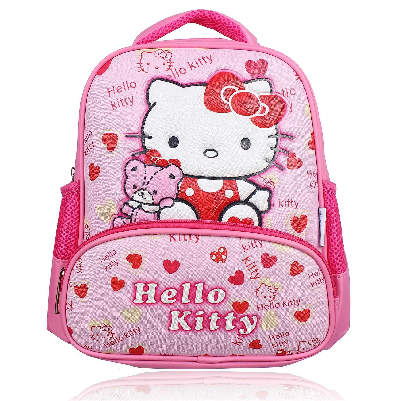 Mẫu balo Hello Kitty dành cho bé gái