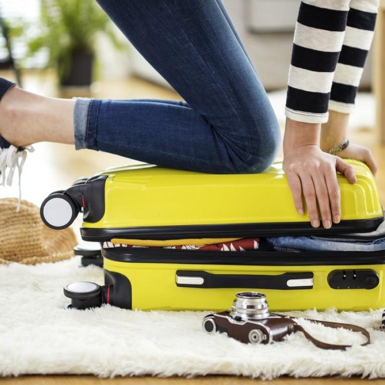 chọn vali phù hợp