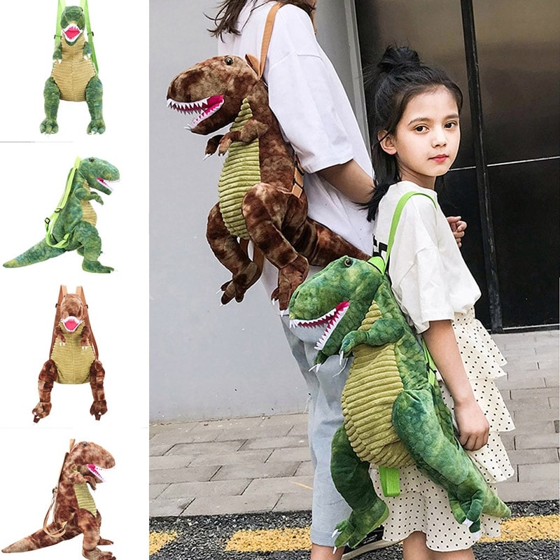 Balo cặp khủng long thời trang