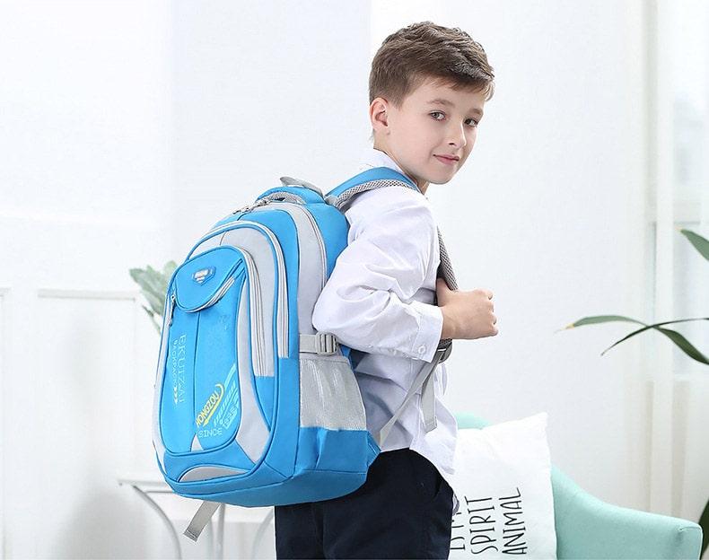 Mẫu balo cho các bé trai cấp 2- Discover Plus