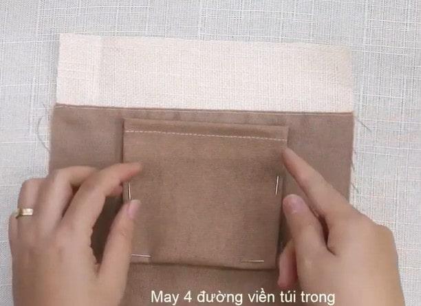May 4 đường viền cho túi trong
