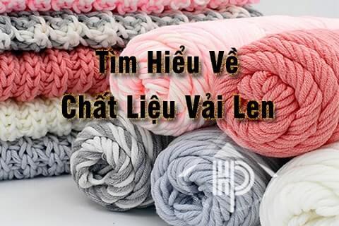 tìm hiểu về chất liệu vải len