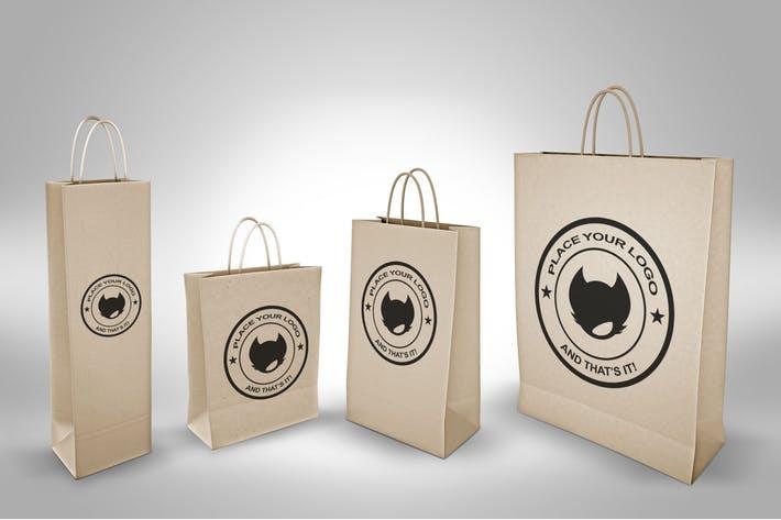túi giáy có thể tái chế