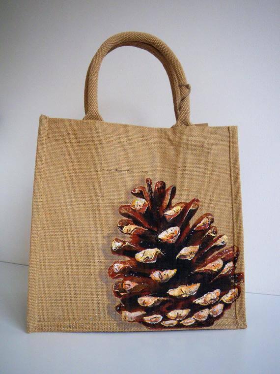Túi vải bố cách điệu- Sản phẩm dành cho thế hệ trẻ