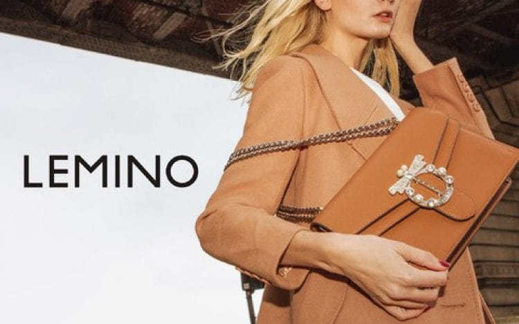 Túi xách hàng hiệu Lemino nữ