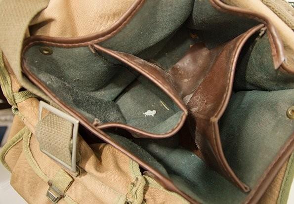 cách vệ sinh và bảo quản vải lót balo túi xách